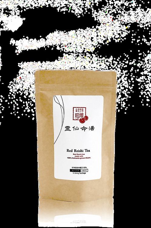 ティーパック赤霊芝茶15包