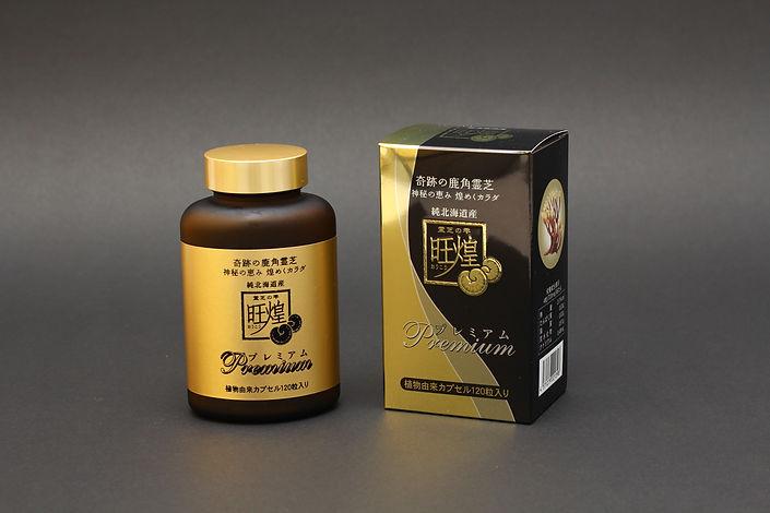 Organic Premum Japanese reishi capsules