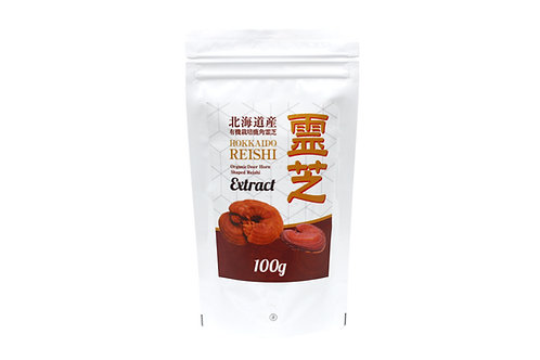 Organic Red Reishi Soluble Extract x 100g