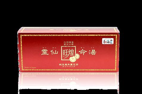 reishi tea bags, reishi tea packs (Big)