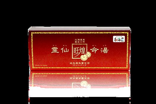 organic reishi tea, organic ganoderma made in japan