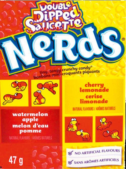 Nerds - Wild Cherry & Watermelon