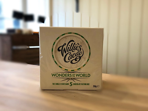 Willies Cacao - Wonders of The World