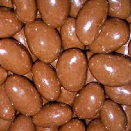 Milk chocolate Brazils