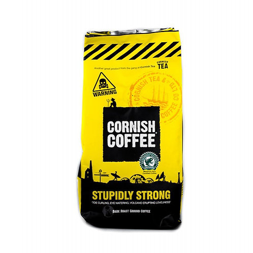 Cornish Coffee but stupidly strong