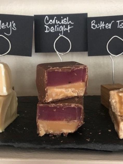 Cornish delight fudge