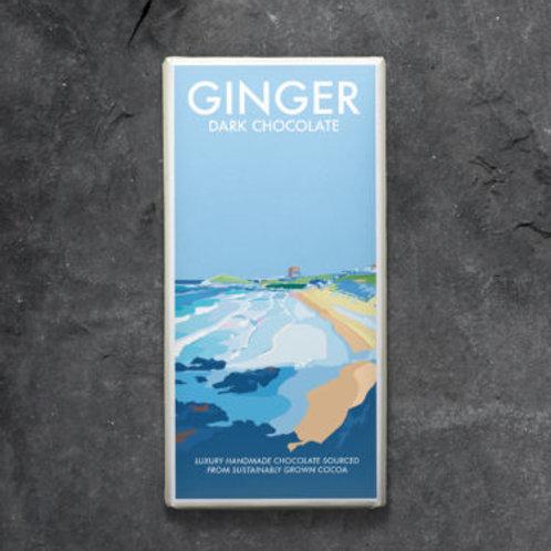 Ginger And Dark Chocolate