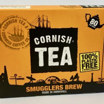 Cornish tea 80's