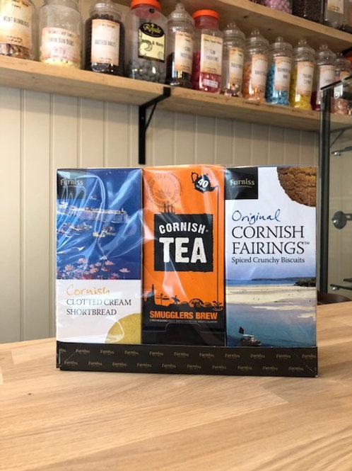 Furniss gift tea pack