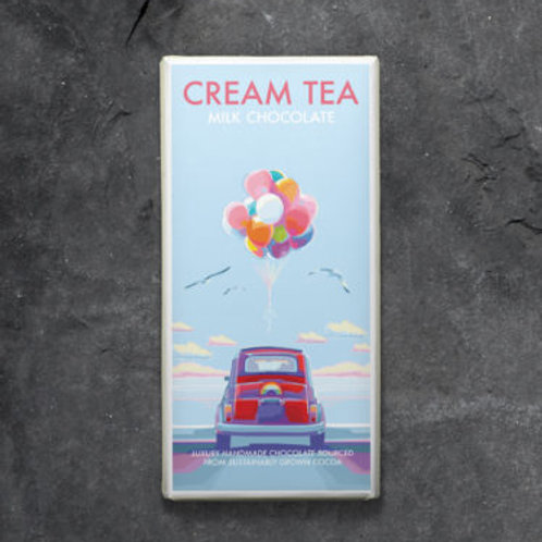 Cream Tea Milk Chocolate