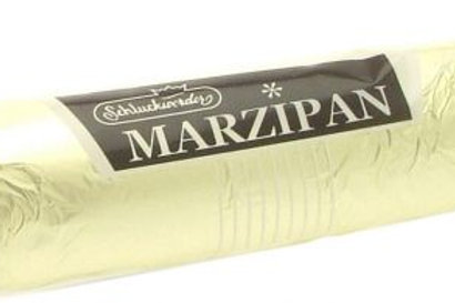 Dark chocolate marzipan bar