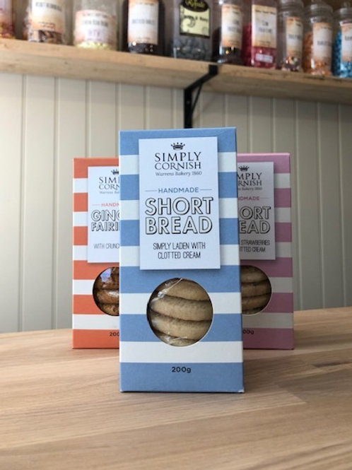 Cornish Shortbread