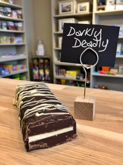 Darkly Deadly Fudge