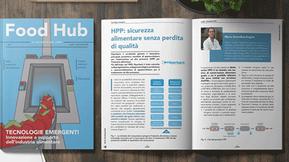 PROLIFIC in Food Hub Magazine