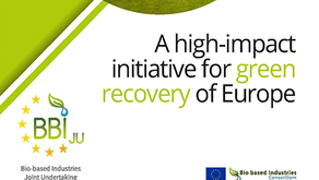 A high-impact initiative for Green Recovery of Europe