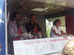 Foodtruck Versailles