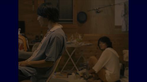 DAY 1 (7/10) 18:22~: お揃いの孤独
