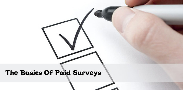 Earning income with paid surveys