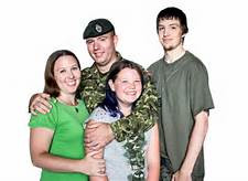 Military spouses are educated and eager to work.