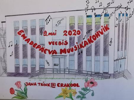 Emadepäeva muusikakohvik 2020