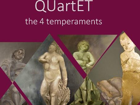 QUartET - the 4 temperaments