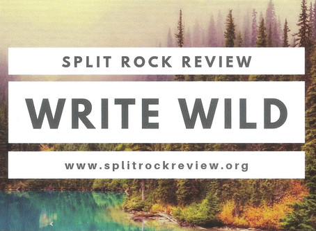 Write Wild...Book Reviews