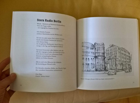 Poems translated into German