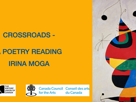 Crossroads -  A Poetry Reading