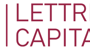 """Literary Profile in """"Lettres Capitales"""""""
