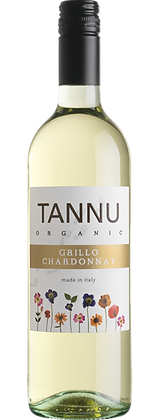 Tannu Bianco Sicilia IGT Organic