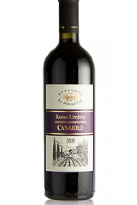 Canaiolo Rosso dell'Umbria IGT