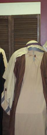 Hebrew Bedouin Robes