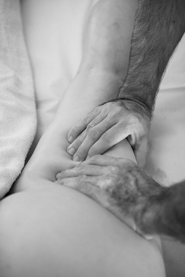 massage deep tissue trigger point detente myofasciale reflexologie dejan garbos protocole craft