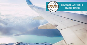 How to Travel With a Fear of Flying