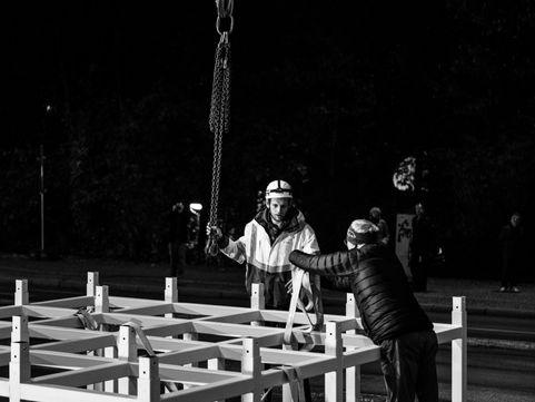 © Adrienne-Sophie Hoffer I Türmer München I Gasteig I Holz Bau Wagen GmbH