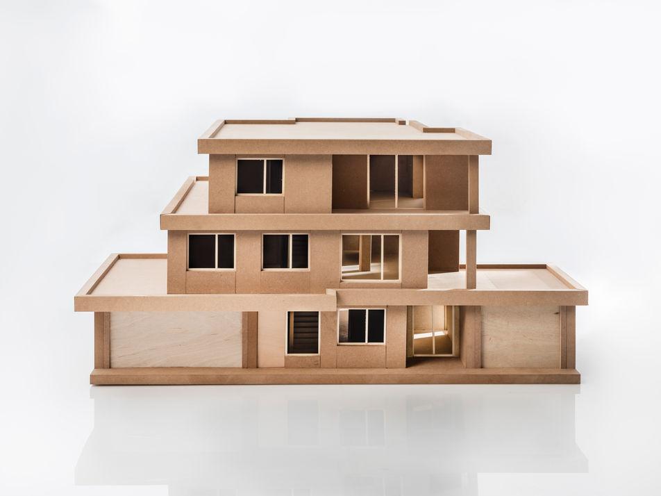 © Adrienne-Sophie Hoffer I Modell ELS I Knopp Wassmer Architekten