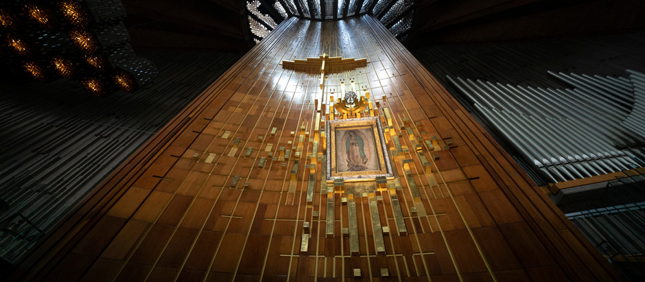 The Basilica of Our Lady of Guadalupe, CDMX Hidden Jewel