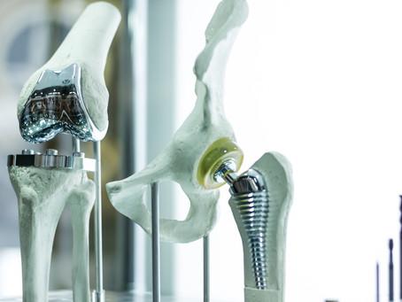 Qué es una prótesis de rodilla