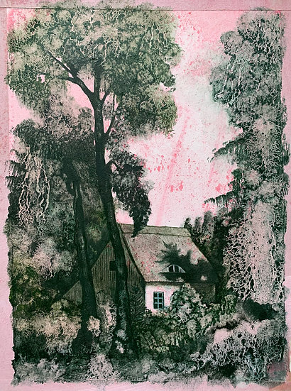 Twinkle Troughton  If Walls Could Talk (Pink Study II), 2019