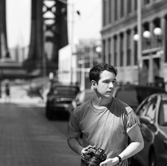 Oscar May, Photographer