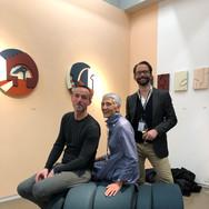 Team Skål! Pierre-Marc Bonenfant, Sheila Arora and Lee Cavaliere