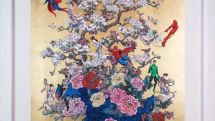 Jacky Tsai - Fly Me to the Moon (Gold)