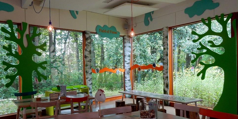Kinderhoek Bezoekerscentrum