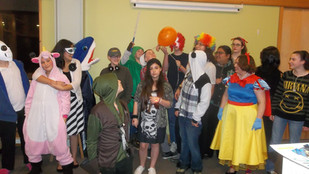 Ketchikan Public Library - Teen Not Quite Halloween