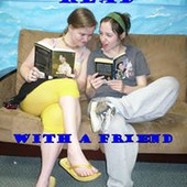 Ketchikan Public Library - Teen Friends READ poster