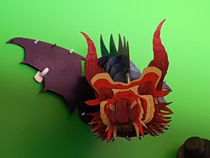 Teen Room Dragon