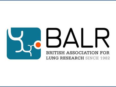 Experiences of BALR Summer Meeting: James Parkin
