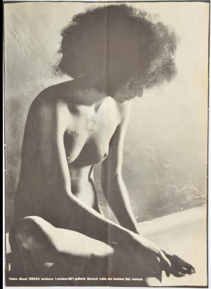 non disponibile - Fabio Mauri Ebrea 1971