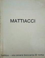 Eliseo Mattiacci Recupero di un mito. L'Attico, 1975