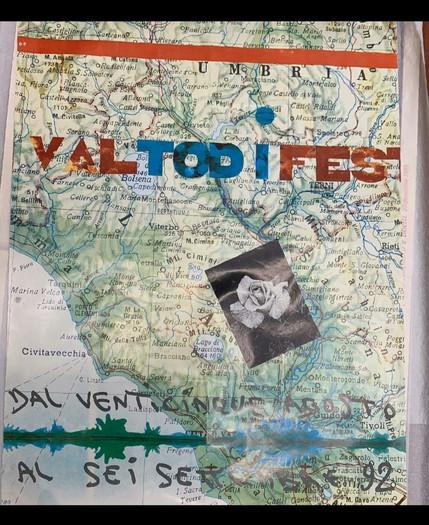 venduto - ALIGHIERO BOETTI, Val Todi Fest 1992